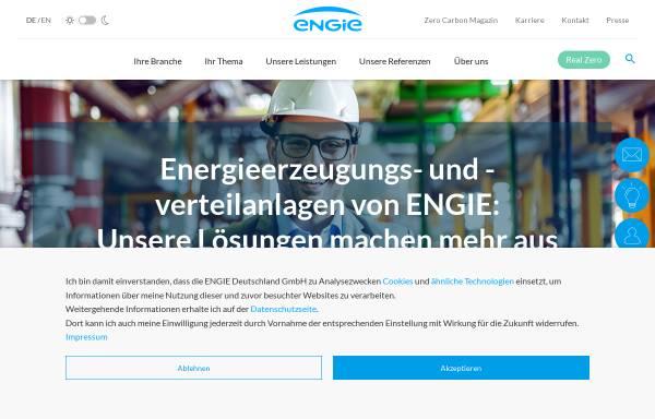 Vorschau von www.proenergy.de, Viterra Contracting GmbH