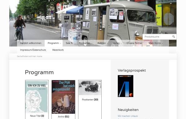 Vorschau von www.assoverlag.de, Asso Verlag