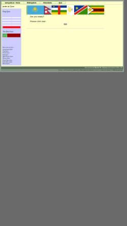 Vorschau der mobilen Webseite www.jeder.at, Flaggen-Quiz