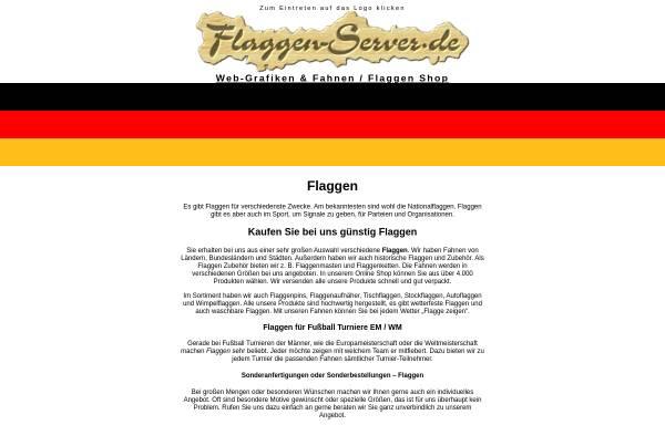 Vorschau von www.flaggen-server.de, Flaggen-Server.de - Frank Towet
