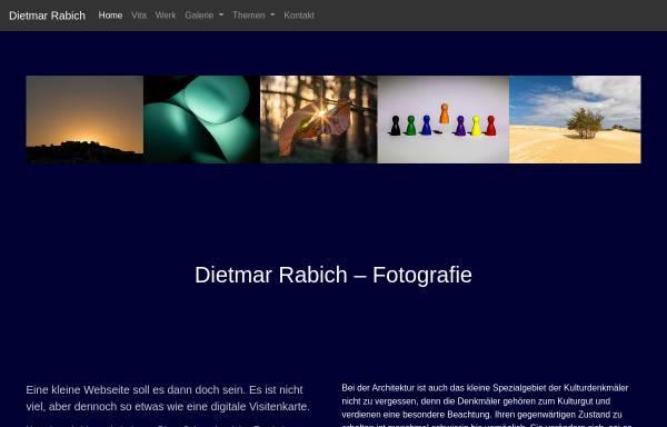 Vorschau von www.rabich.de, Rabich