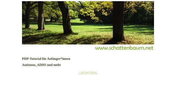 Vorschau von www.schattenbaum.net, Schattenbaum