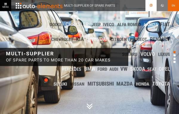 Vorschau von www.auto-elements.pl, Auto-Elements