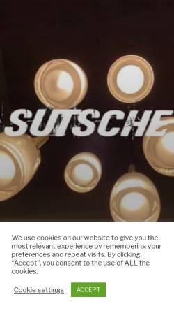 Vorschau der mobilen Webseite www.sutsche-stuttgart.de, Sutsche - Der neue Biergarten