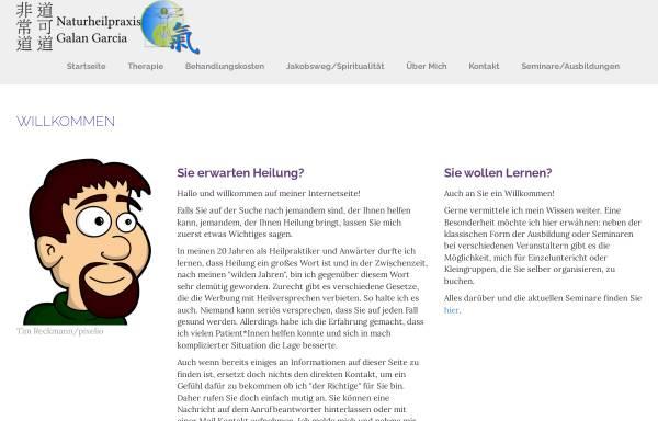 Vorschau von www.naturheilpraxis-bielefeld.de, Naturheilpraxis in Bielefeld