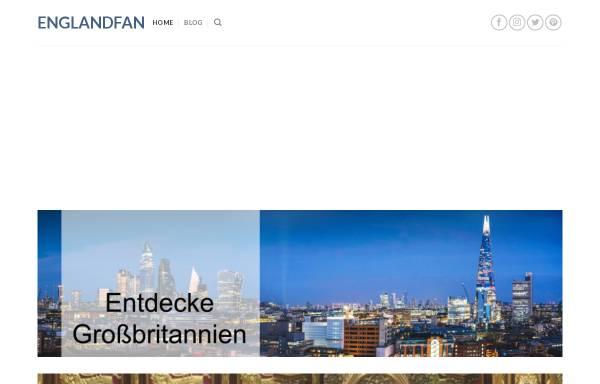 Vorschau von englandfan.de, Englandfan.de