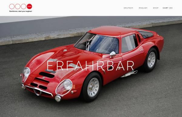 Vorschau von www.koppe.at, Koppe Motorenbau, Fahrzeugbau, Rennsportzubehör