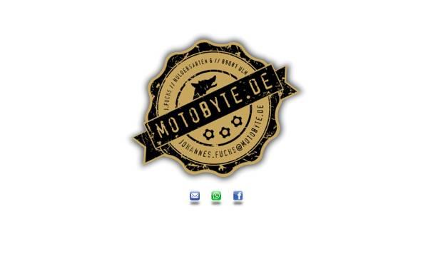 Vorschau von www.motobyte.de, MotoByteRacing