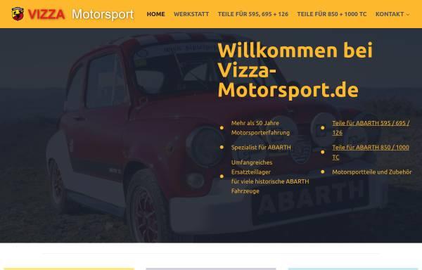 Vorschau von www.vizza-motorsport.de, Vizza Motorsport