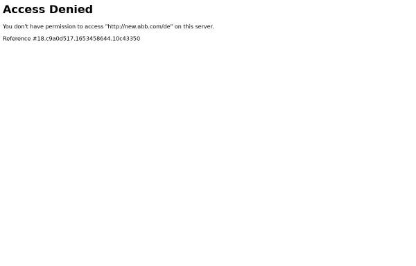 Vorschau von www.abb.de, ABB Stotz-Kontakt GmbH