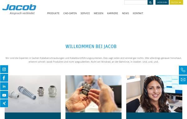 Jacob GmbH in Rommelshausen: Elektromechanische Bauelemente ...