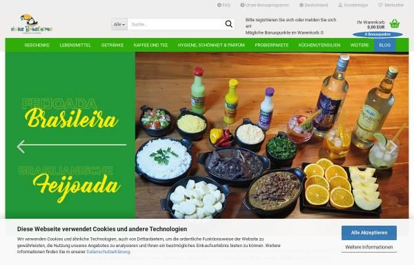Vorschau von www.vicios-brasileiros.de, Vicios Brasileiro, Valquiria Englmeier