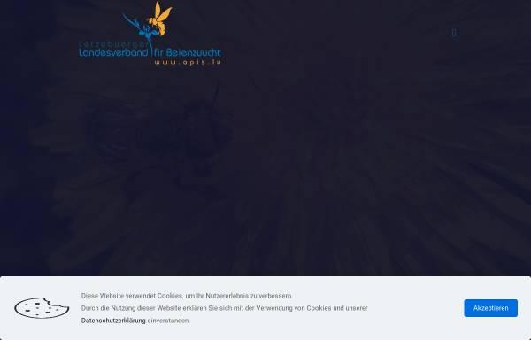 Vorschau von www.apis.lu, Luxemburger Landesverband für Bienenzucht