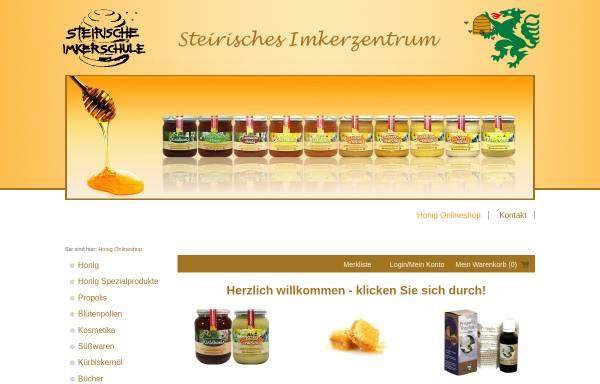 Vorschau von www.honig.at, Steirischer Landesverband für Bienenzucht