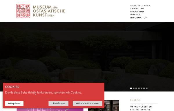 Vorschau von www.museum-fuer-ostasiatische-kunst.de, Köln, Museum für Ostasiatische Kunst