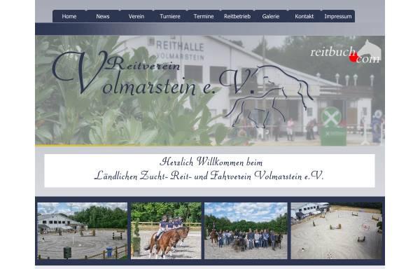 Vorschau von www.reitverein-volmarstein.de, Ländlicher Zucht-, Reit- und Fahrverein Volmarstein e.V.