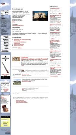 Vorschau der mobilen Webseite www.st.gallen.ch, St. Gallen, Kunstmuseum