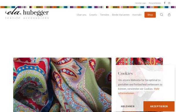 Vorschau von www.hubegger.com, Hubegger