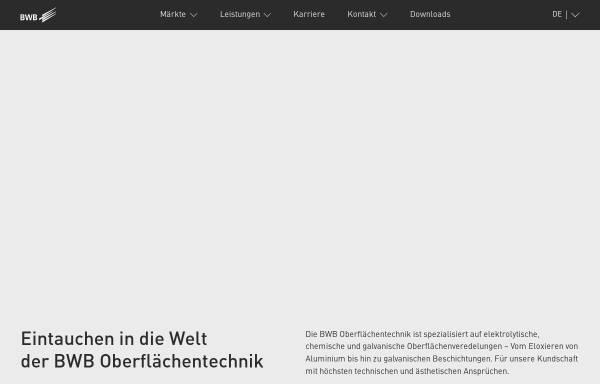 Vorschau von www.aloxyd.ch, Aloxyd AG