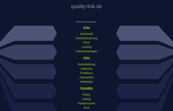 Vorschau von www.quality-link.de, quality-link