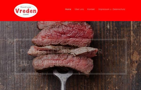 Vorschau von www.fleischcenter-vreden.de, Fleischcenter Vreden GmbH
