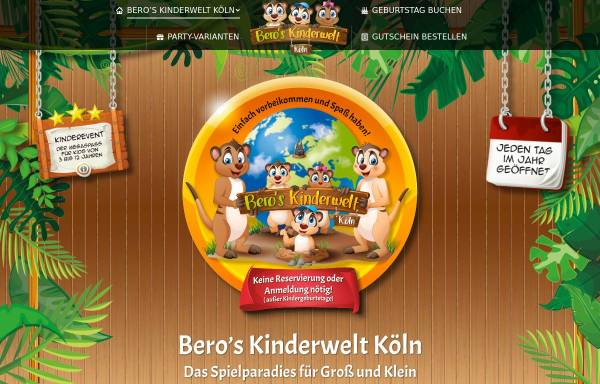 Vorschau von www.okidoki-koeln.de, Okidoki Kinderland Köln