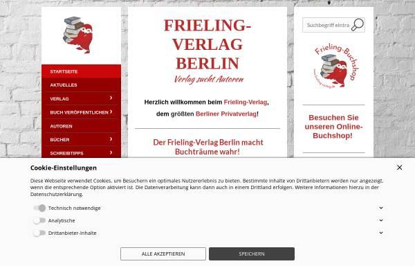 Vorschau von www.frieling.de, Frieling & Huffmann GmbH