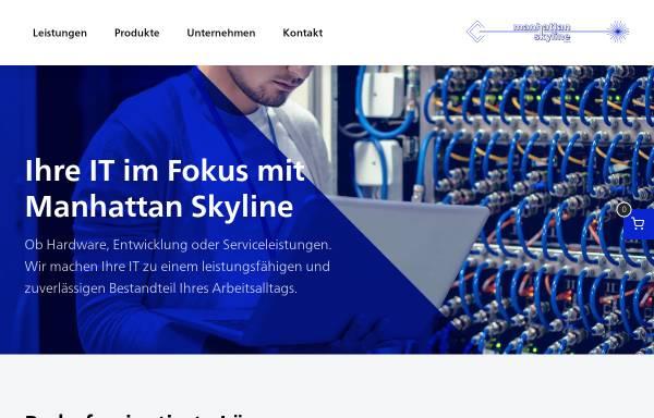 Vorschau von www.mskl.de, Manhattan Skyline GmbH