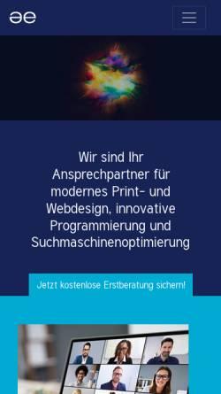 Vorschau der mobilen Webseite www.shareisdn.de, ShareISDN