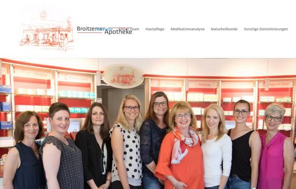 Vorschau von www.broitzemer-apotheke.de, Broitzemer Apotheke