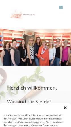 Vorschau der mobilen Webseite www.broitzemer-apotheke.de, Broitzemer Apotheke