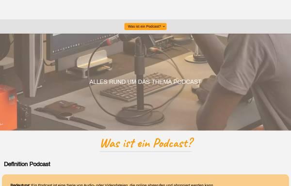 Vorschau von gospel.podspot.de, gospel.podspot.de