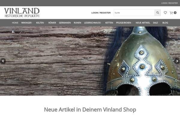 Vorschau von www.vinland-shop.de, Vinland