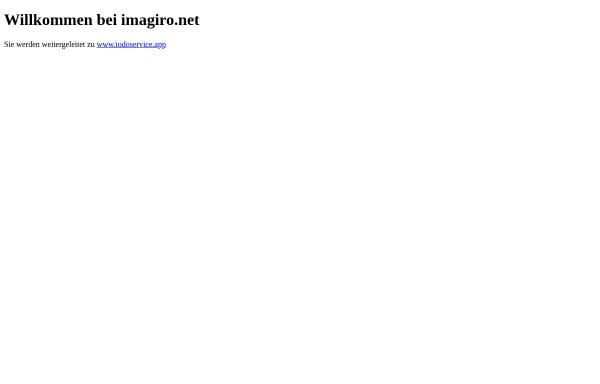 Vorschau von imagiro.net, Imagiro Dresen, Grün und Martin GbR
