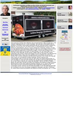 Vorschau der mobilen Webseite www.franzgerdfrank.de, Franz Gerd Frank