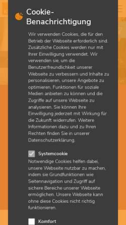 Vorschau der mobilen Webseite www.kvhessen.de, Kassenärztliche Vereinigung Hessen