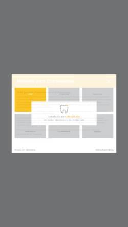 Vorschau der mobilen Webseite www.dr-frauenholz.de, Dr. Thomas Frauenholz Zahnarzt