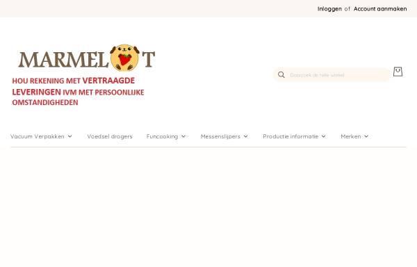 Vorschau von www.marmelot.com, Marmelot, Eva und Winfred Stoffels