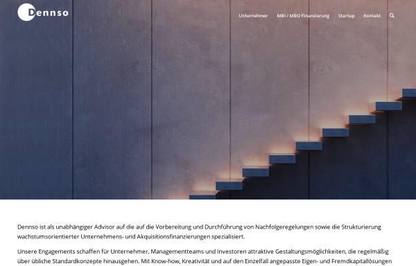 Vorschau von www.dennso.de, Dennso Management Consulting GmbH
