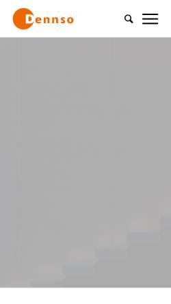 Vorschau der mobilen Webseite www.dennso.de, Dennso Management Consulting GmbH