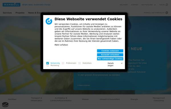 Vorschau von www.putzundpartner.de, Putz & Partner Unternehmensberatung AG