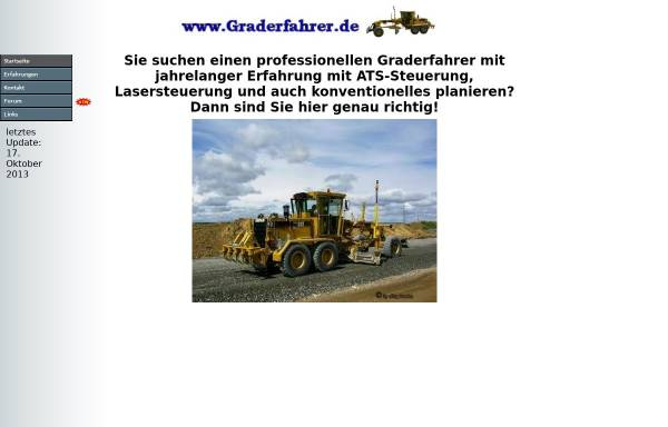 Vorschau von www.graderfahrer.de, Bumba, Joerg