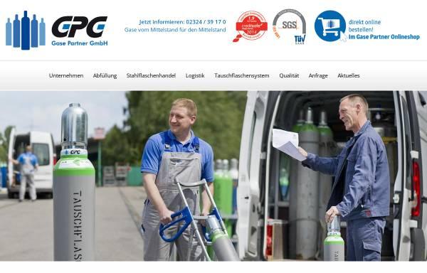 Vorschau von www.gase-partner.de, GPG Gase-Partner GmbH