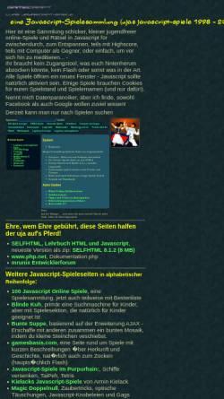 Vorschau der mobilen Webseite www.gamecraft.de, Gamecraft.de