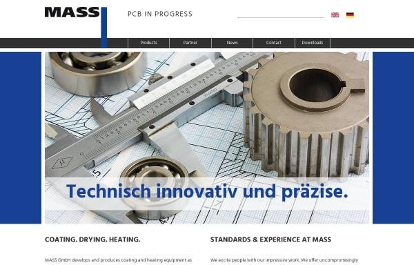 MASS GmbH in Geseke: Maschinen und Werkzeuge, Leiterplatten mass-pcb.de
