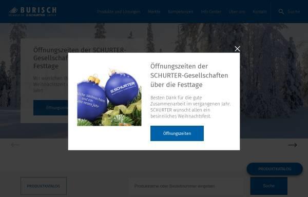 Vorschau von www.beb.co.at, Burisch Elektronik Bauteile GmbH