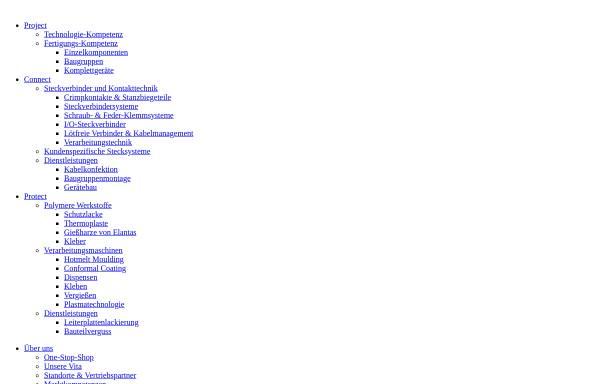 Vorschau von www.ww-components.de, Werner Wirth Components GmbH
