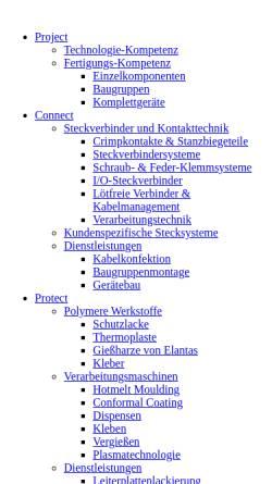 Vorschau der mobilen Webseite www.ww-components.de, Werner Wirth Components GmbH