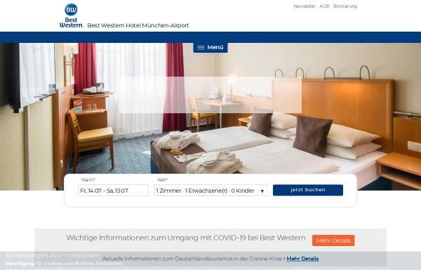 Vorschau von www.erdinghotel.com, Best Western Hotel München-Airport
