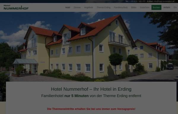 Vorschau von hotel-nummerhof.de, Hotel Nummerhof